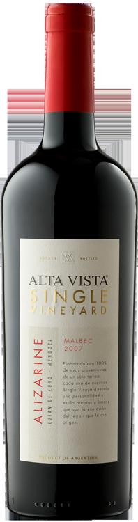 Alta Vista Single Vineyard Alizarine