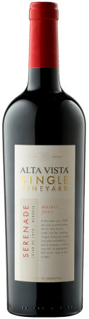 Alta Vista Single Vineyard Serenade